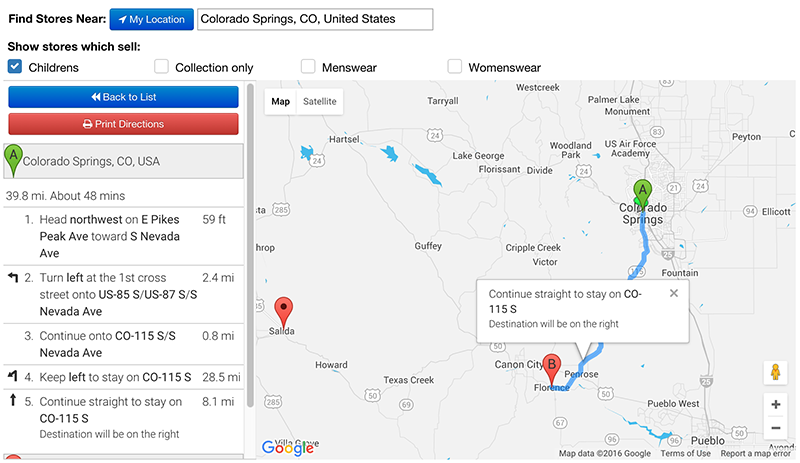 How To Add A Google Maps Store Locator To Your Website