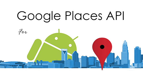 Google Places API integration