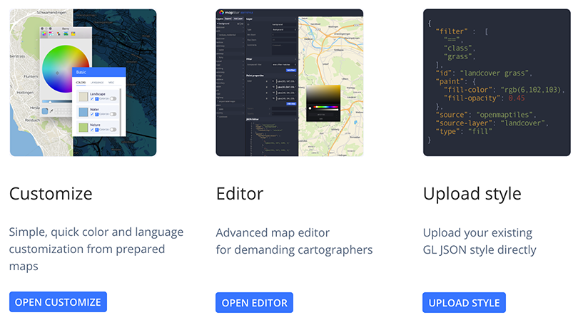 How do I create a custom map color scheme for OpenStreetMap Map Customization on